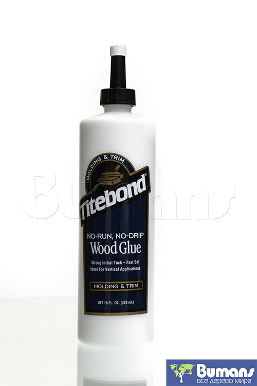 Titebond Molding&Trim Wood Glue 0,473 л в Буманс