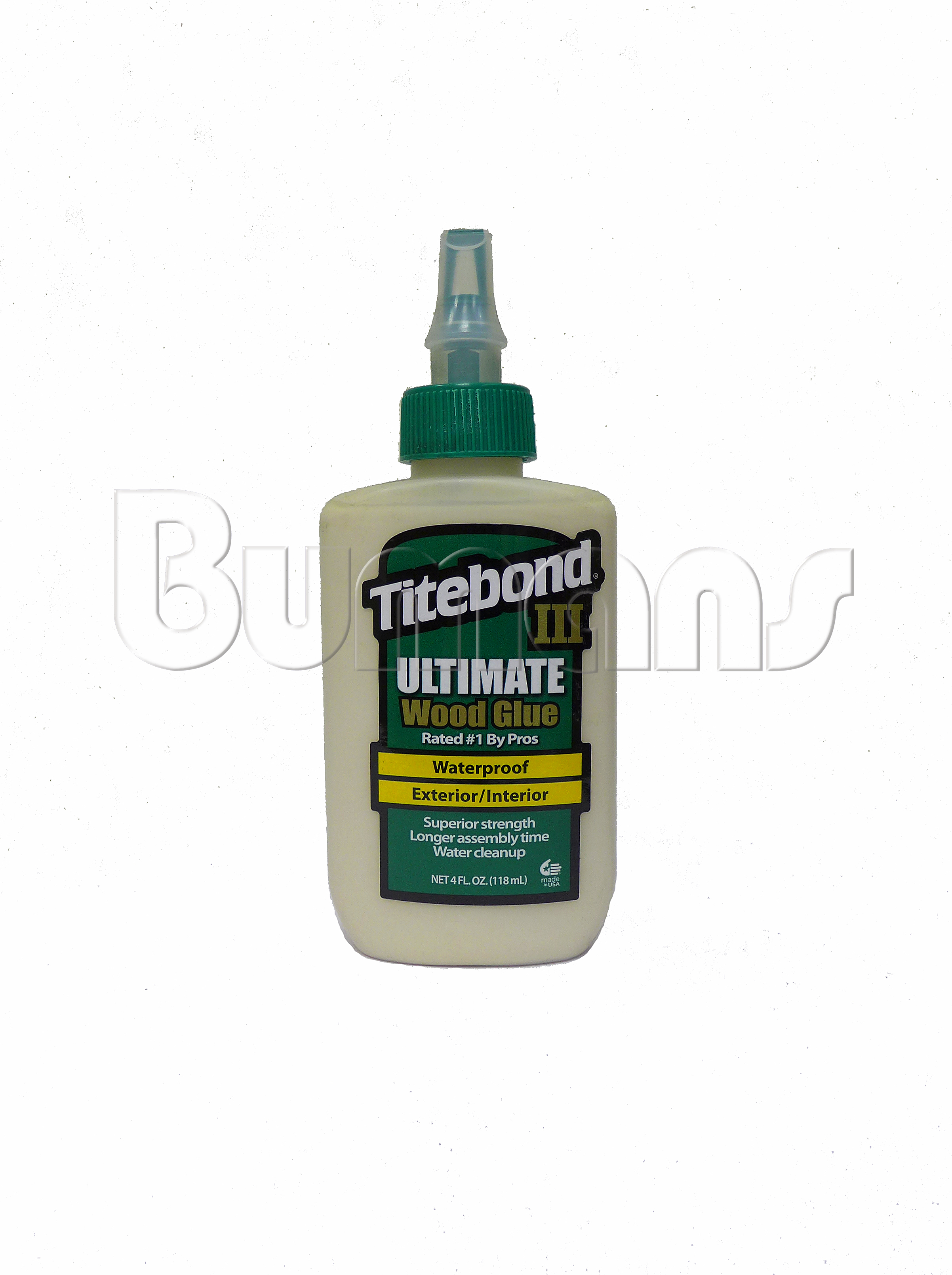 Titebond III Ultimate Wood Glue 0,118 л в Буманс